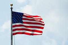 Happy Veteran's Day: American Flag
