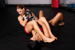 sport fighting vs self defense