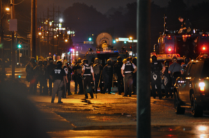 Survival in a Catastrophic Environment: The Baltimore Riots