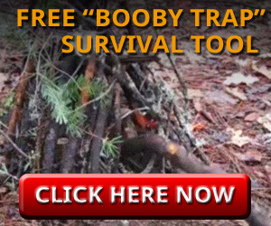 FREE 'Booby-Trap' Survival Tool