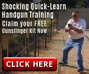 Shicking Quick-Learn Handgun Training Yours FREE