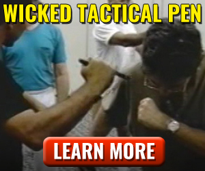 Amazing 3N1 Tactical Pen