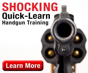 Shocking Quick-Learn Handgun Training