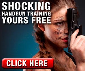 Shocking Handgun Training