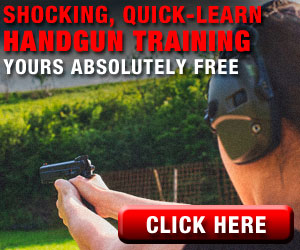 Shocking, Quick-Learn Handgun Training