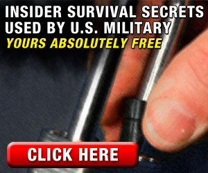 Survival Secrets Used By U.S. Military