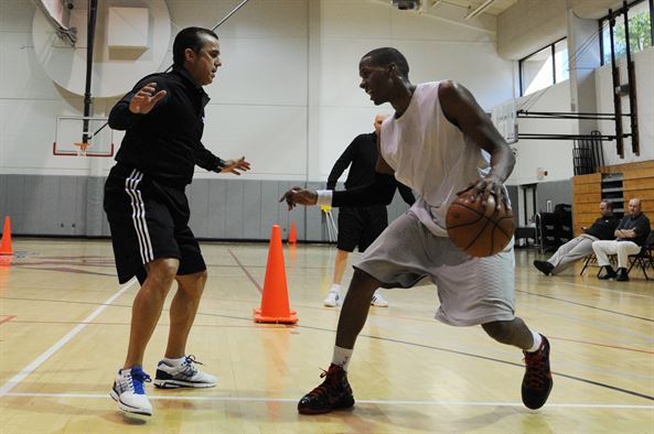 basket ball drills