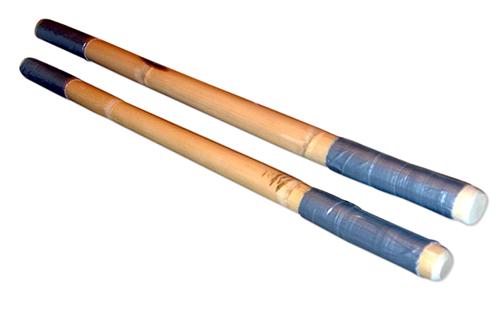 Single baton arnis